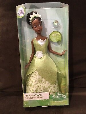 Tiana Classic Toy Doll with Ring The Princess and the Frog Disney Store 11 - The Princess And The Frog Tiana