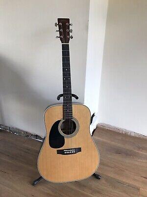 Sigma DR-28 Left Handed Acoustic Guitar