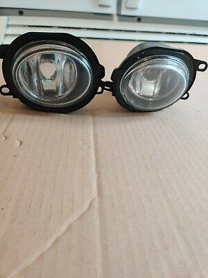 ROVER GROUP MG ZS 2001-2006 FRONT FOG LIGHT LAMPS 1 PAIR O//S /& N//S