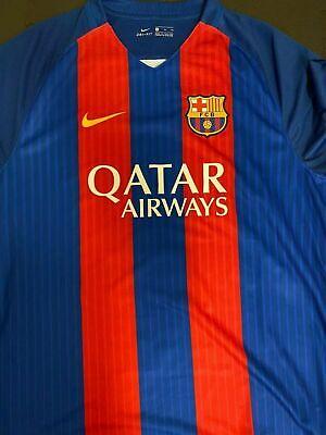 Camiseta del Barcelona Signed by Neymar 2016/17 con Certificado de Autenticidad