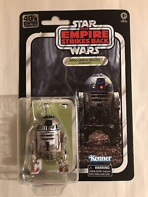 Star Wars The Black Series Empire Strikes Back 40th Anniversary R2-D2 IN STOCK!!