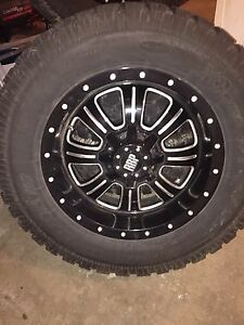 "Dodge Ram 1500 5 bolt 20"" rims"