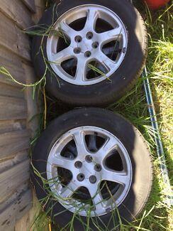 Subaru Wheels & Tyres