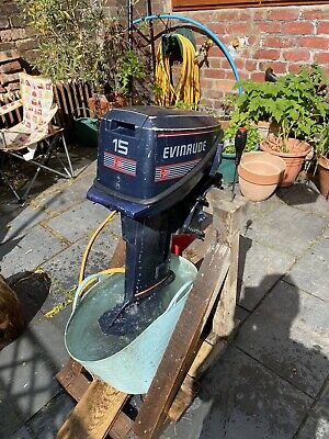 Evinrude 15hp 1992 Two Stroke Outboard Engine