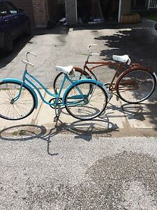 Beach cruiser - vintage road king guys and girls