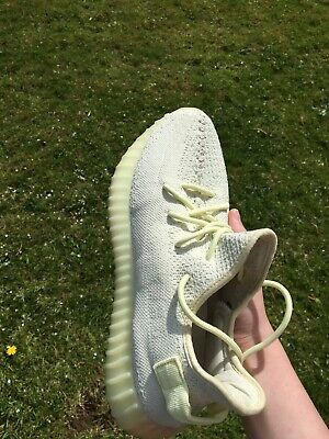 adidas yeezy boost 350 v2 butter Size 10 No Box Great Condition