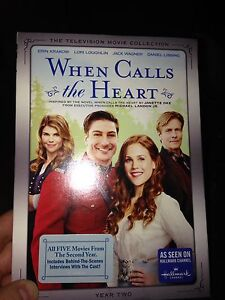 When calls the heart dvd the second year
