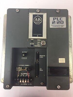 Allen Bradley 1772-lp2 Programmable Controller 120240v 5060hz