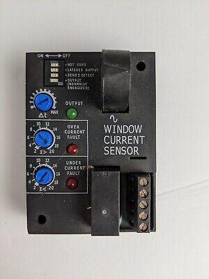 Abb Window Current Sensor Ecsw4mbht  Solid State Control
