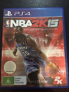PS4 NBA game Bedford Bayswater Area Preview