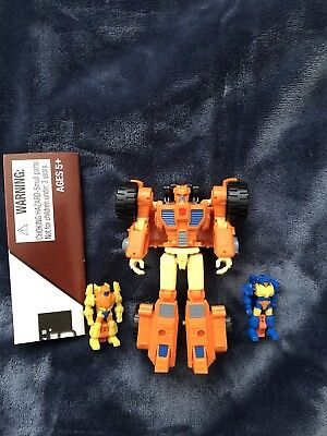 Transformers Generations Scoop