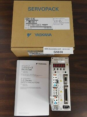 YASKAWA ELECTRIC SGDH-01AE SERVOPACK - Lot of 50 Units