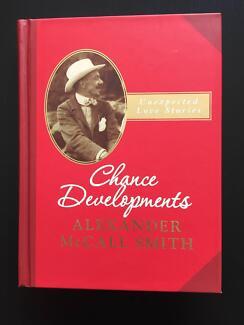 Alexander McCall Smith Chance Development Unexpected Love Stories