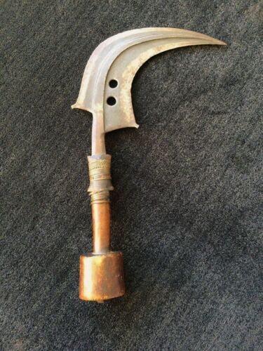 African Trumbash - Sickle Knife
