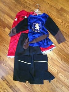 Children's Size 3/4 Prince/Knight Costume -PRICE JUST REDUCED-