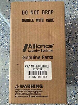 Alliance 807175p Washer Assy1hp Svi Alt Ipm Control Pk