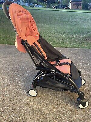 Babyzen YOYO+ Baby Stroller , Pre-owned,Pink