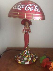 Coca-Cola lamp $50 obo