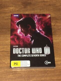 Doctor Who: Complete Seventh Series Woodroffe Palmerston Area Preview