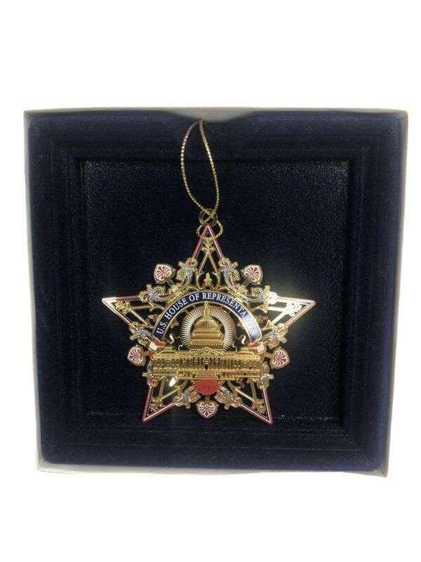 2019 US House of Representatives Christmas Ornament - With Box