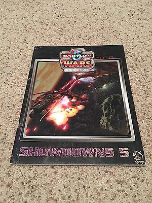 Babylon 5 Wars: Showdowns 5 Book