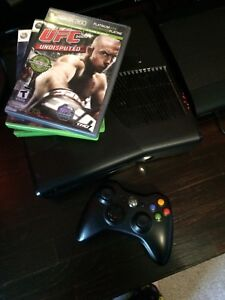 Xbox 360 for sale with games