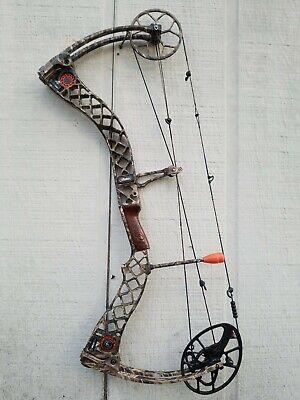 Mathews Creed Totally Lost Compound bow 28/70