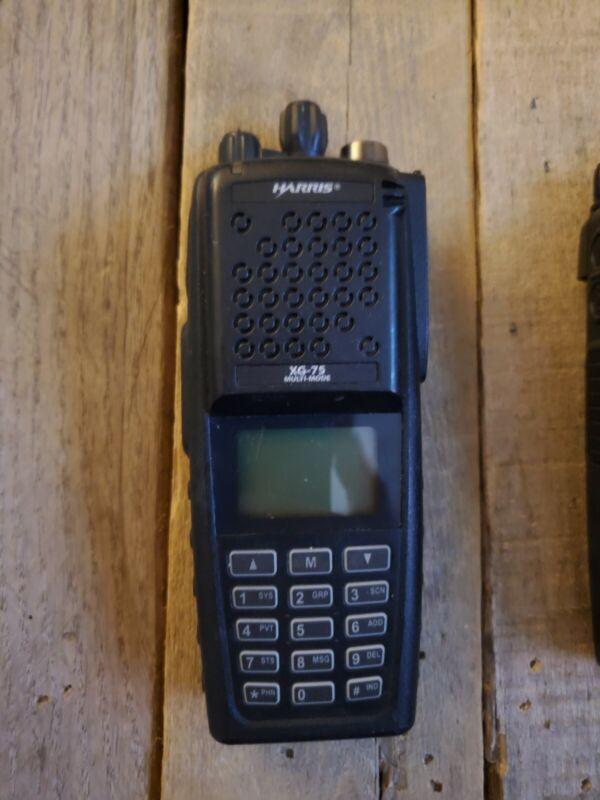Harris Macom XG-75 800mhz