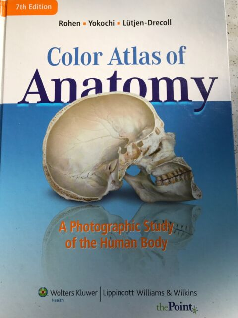 Color Atlas Of Anatomy Textbooks Gumtree Australia Tablelands