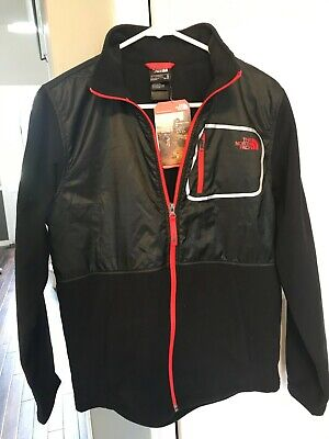 THE NORTH FACE Youth Glacier Track Jacket - XL 18/20 AUTHENTIC - NEW WITH TAGS North Face Glacier Track