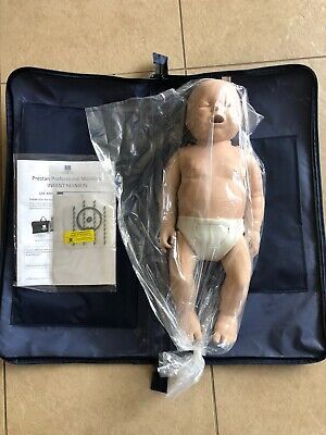 Prestan Professional Infant Cpr-aed Training Manikin With Carrying Bag