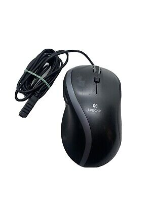 Logitech M-U0007 USB Wired Performance Laser Mouse Pre-Owned- Tested & Working
