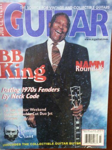 20th Century Guitar Magazine, March,
