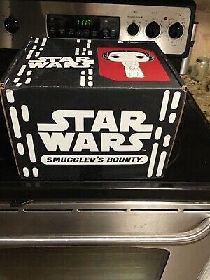 FUNCO SMUGGLER'S BOUNTY STAR WARS LEiA BOX