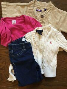 Various clothing for girl size 4,5 and 6 - huge lot