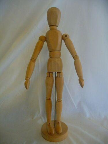 Ikea Wooden Mannequin Artist