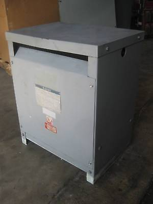 Challenger 14 Kva Isolation Transformer 460460y266 142-lp3t-mod.5 14kva 3 Ph