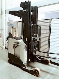 Excellent working Crown forklift Burwood Whitehorse Area Preview
