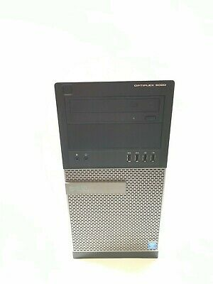 Dell OptiPlex 9020 MT Core i5 4570 3.2 GHz 8 GB 500 GB HDD WIN 10 PRO