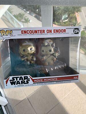 Funko Movie Moment Star Wars: Encounter on ENDOR- Bobbleheads