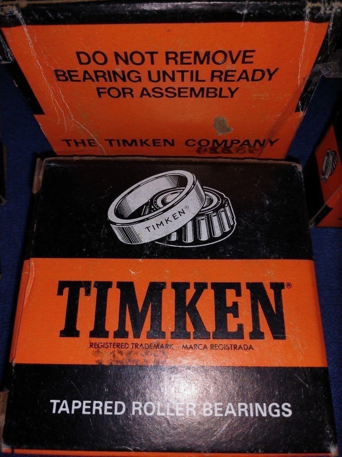 TIMKEN 14130 REAR WHEEL BEARING