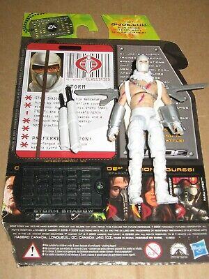 GI Joe Cobra Storm Shadow V34a Pursuit Rise 25th 30th Anniversary Resolute POC](Gi Joe Storm Shadow)
