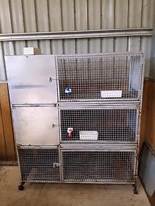 Rabbit breeding cage Macedon Macedon Ranges Preview