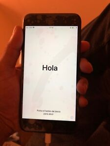 iPhone 7 plus jet black 128 gb for sale