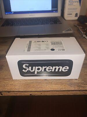 Supreme/BLU FW19 Burner Phone - Black (Unlocked) (Dual SIM)