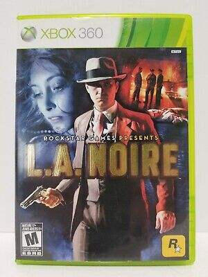 L.A. Noire: XBOX 360 videogame - complete - tested + warranty for sale  Alberta