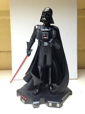 Gentle Giant Animated Darth Vader Limited Edition Maquette Statue loose