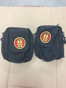 OMS Weight/carry pockets
