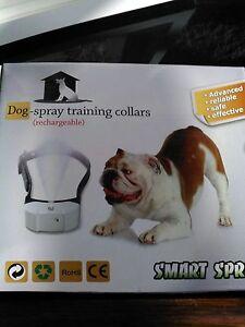 Dog spray training collars Legana West Tamar Preview