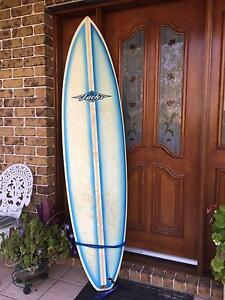 6'15 Mini Mal Surfboard Red Hill Brisbane North West Preview